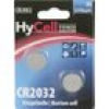 HyCell CR 2032 Knopfzelle CR 2032 Lithium 200 mAh 3V 2St.