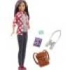 Barbie Reise Skipper Puppe FWV17