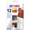 Staedtler FIMO® leather-effect 12 Farben 8013 C12-2