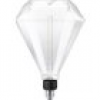 Philips LED EEK A++ (A++ - E) E27 Diamantform 4W = 35W Weiß (Ø x L) 20cm x 29.3cm dimmbar 1St.