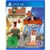 Worms Battlegrounds + W.M.D Double Pack PS4 USK: 12