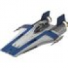 Revell 06773 Resistance A-wing Fighter, blue Science Fiction Bausatz 1:43