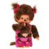 Monchhichi Mother Care Pink Girl, ca. 20cm 236200