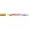 Edding E-4000 4-4000053 Deco Marker Gold 2 mm, 4mm 1 St./Pack