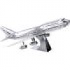 Metal Earth Commercial Jet Boeing 747 Metallbausatz