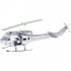 Metal Earth Helikopter Huey UH-1 Metallbausatz