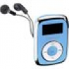 Intenso Music Movers MP3-Player 8GB Blau Befestigungsclip
