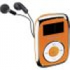 Intenso Music Mover MP3-Player 8GB Orange Befestigungsclip