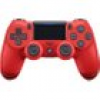 Sony Dualshock 4 V2 Gamepad PlayStation 4 Rot