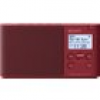 Sony XDR-S41D Tischradio DAB+, DAB, UKW Rot
