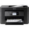 Epson WorkForce WF-3720DWF Farb Tintenstrahl Multifunktionsdrucker A4 Drucker, Scanner, Kopierer, Fa