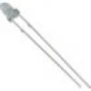 TRU Components IR-Diode 940 nm 30° 3mm radial bedrahtet