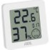 ADE WS 1706 Thermo-/Hygrometer Weiß