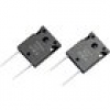 TRU COMPONENTS TCP100S-C40R0FTB Hochlast-Widerstand 40Ω radial bedrahtet TO-247 140W 1% 1St.