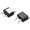 TRU COMPONENTS TCP20E-C2K40FTB Hochlast-Widerstand 2.4kΩ SMD TO-263/D2PAK 35W 1% 1St.