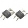 TRU COMPONENTS TCP20M-C33R0FTB Hochlast-Widerstand 33Ω SMD TO-220 SMD 35W 1% 1St.