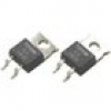 TRU COMPONENTS TCP20M-C56R0FTB Hochlast-Widerstand 56Ω SMD TO-220 SMD 35W 1% 1St.