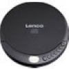 Lenco CD-010 Tragbarer CD-Player CD, CD-RW, CD-R Akku-Ladefunktion Schwarz