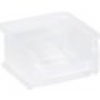 Allit 456260 ProfiPlus Box 1 Lagersichtbox (B x H x T) 100 x 60 x 100mm Transparent