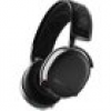 Steelseries Arctis 7 Gaming Headset USB, 3.5mm Klinke Stereo, schnurlos, schnurgebunden Over Ear Sch